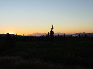 Copper Basin Dawn